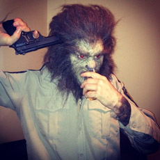 WolfCop Cosplay