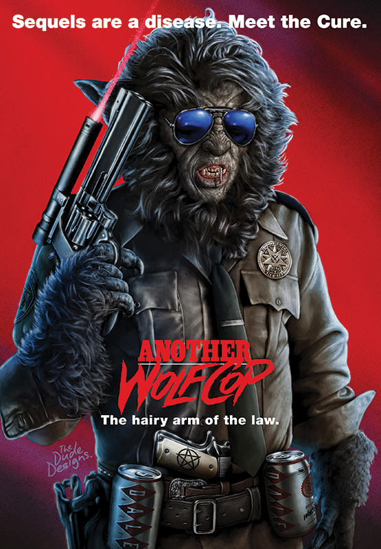 Another Wolfcop Teaser Poster